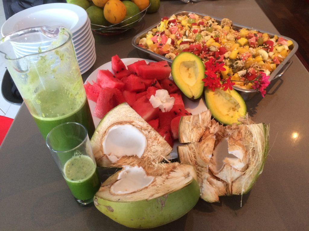 Petit dejeuner santé